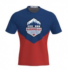 Bilde av Hjemme-LS T-skjorte Dame med